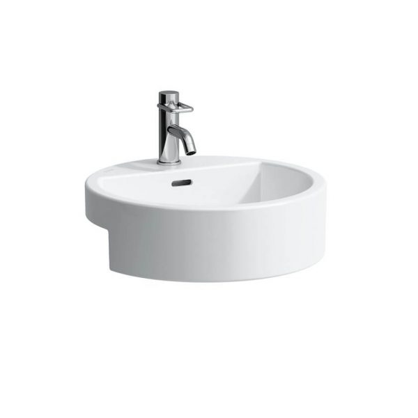 Laufen - Living - Félig beépíthető mosdó 813431