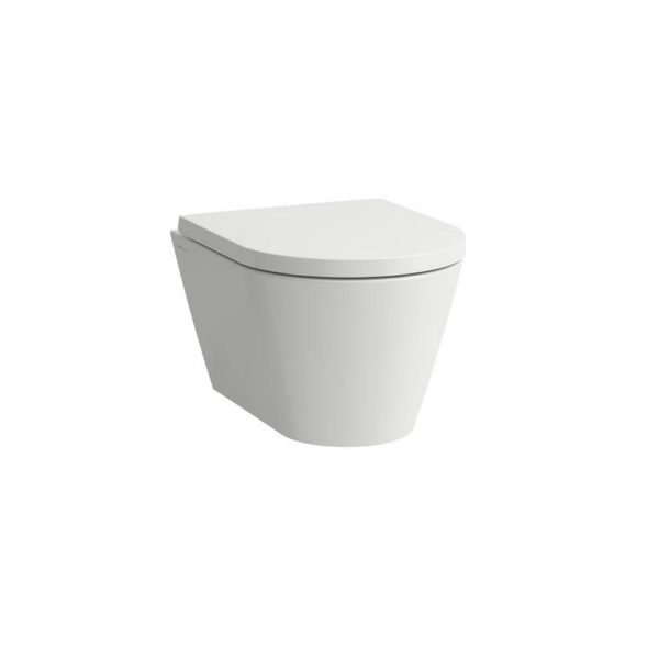 "Laufen - Kartell by Laufen - Fali ""compact"" WC"