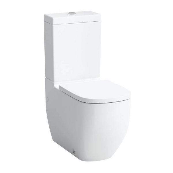 Laufen - INO - Álló WC falhoz illeszkedő