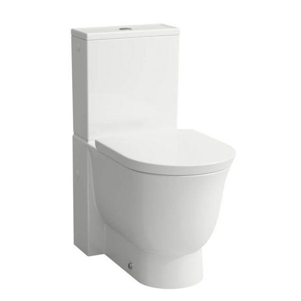 Laufen - The New Classic - Álló kombi-WC