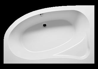 RIHO - Fürdőkád - LYRA JOBB -