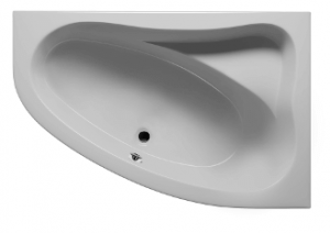 RIHO - Fürdőkád - LYRA BAL -