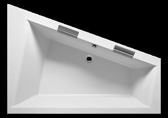 RIHO - Fürdőkád - DOPPIO BAL -