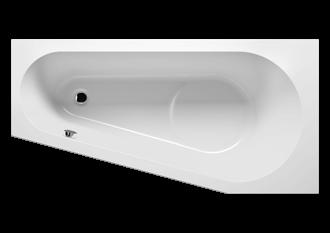 RIHO - Fürdőkád - DELTA BAL PLUG & PLAY -
