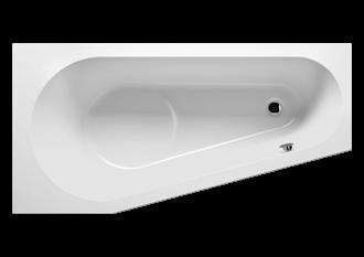 RIHO - Fürdőkád - DELTA JOBB PLUG & PLAY -